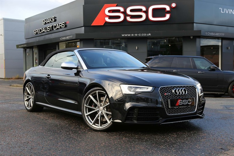 used Audi Cabriolet FSI S Tronic quattro in huddersfield-west-yorkshire