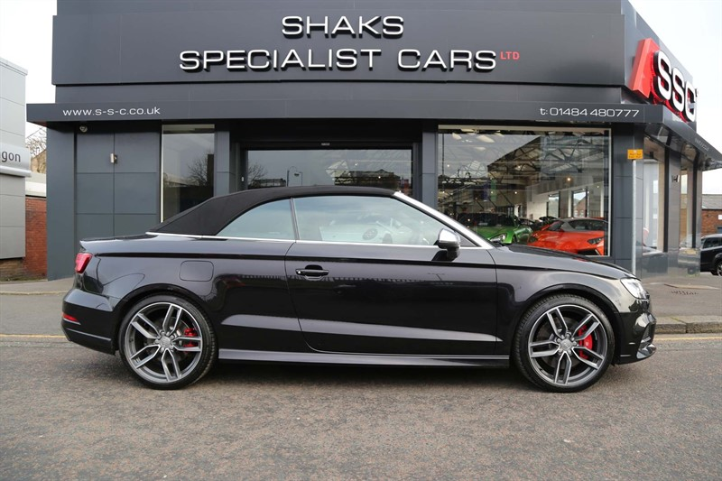 used Audi Cabriolet TFSI S Tronic quattro (s/s) in huddersfield-west-yorkshire