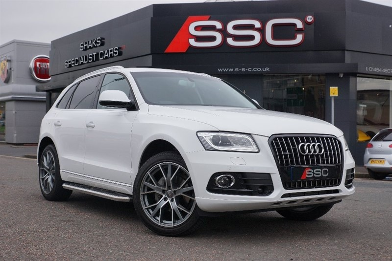 used Audi Q5 TFSI SE Tiptronic Quattro 5dr (start/stop) in yorkshire