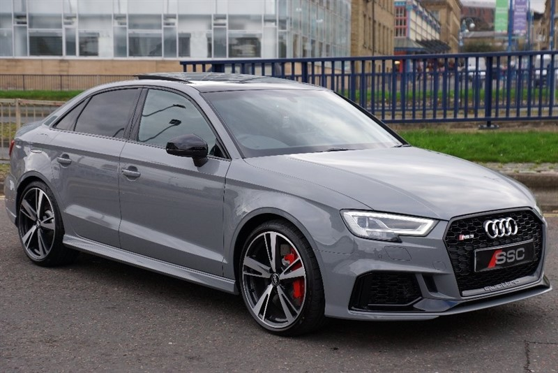 Used Grey Audi Rs3 For Sale West Yorkshire