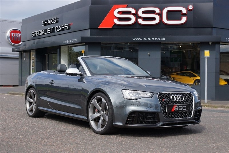 Used Grey Audi RS5 For Sale