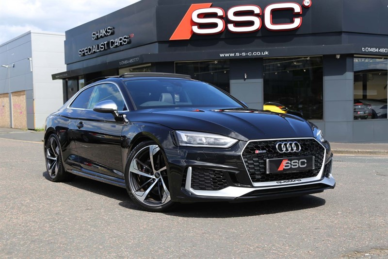 used Audi RS5 TFSI V6 Tiptronic quattro (s/s) in huddersfield-west-yorkshire