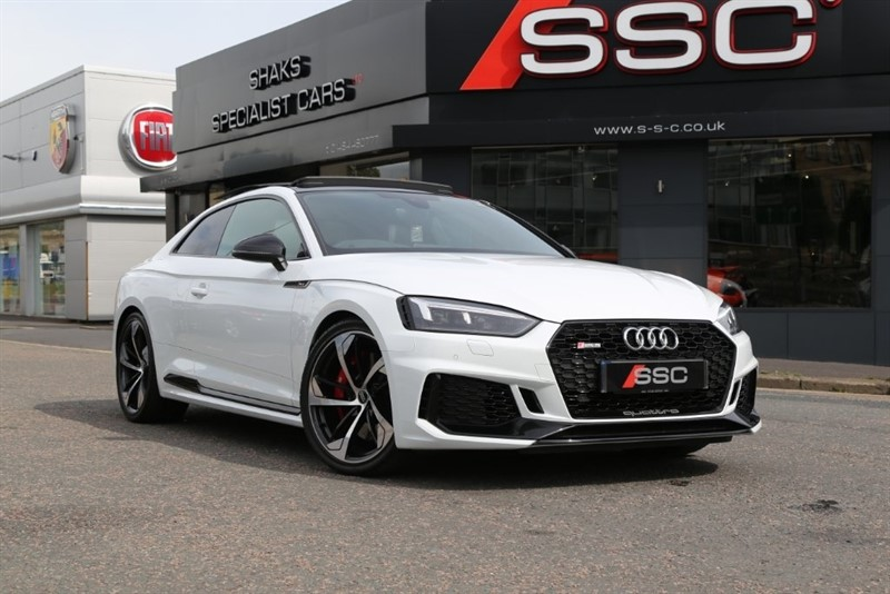 used Audi RS5 TFSI Tiptronic Quattro 3dr in huddersfield-west-yorkshire