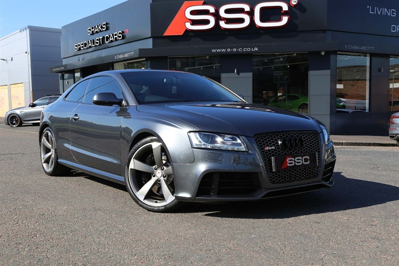 used Audi RS5 FSI S Tronic quattro in huddersfield-west-yorkshire