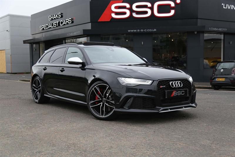 used Audi RS6 Avant TFSI V8 Avant Tiptronic quattro (s/s) 5dr in huddersfield-west-yorkshire
