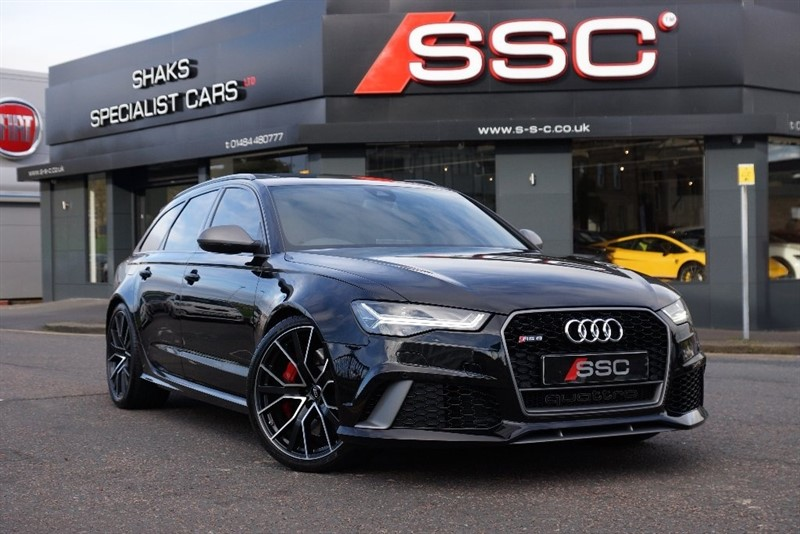 Audi RS6 Avant for sale
