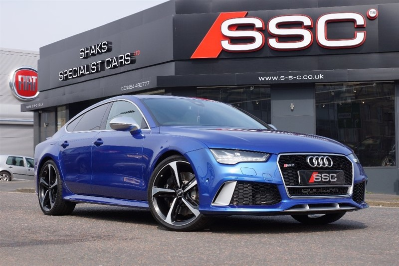 Audi RS7 for sale
