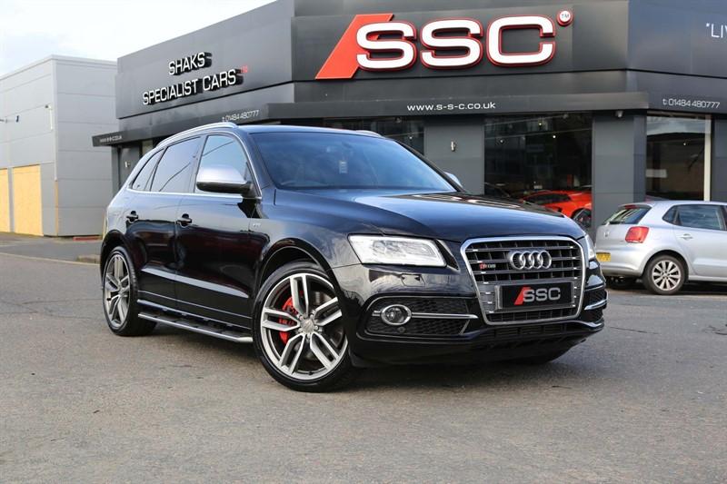 used Audi SQ5 BiTDi Tiptronic quattro (s/s) 5dr in huddersfield-west-yorkshire
