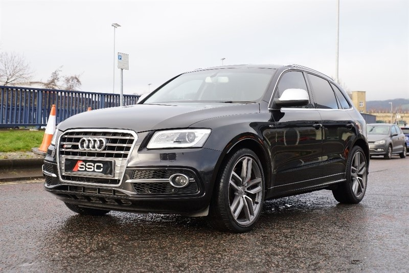Used Black Audi Sq5 For Sale West Yorkshire
