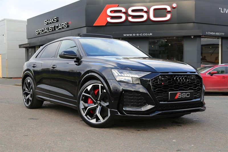 used Audi RSQ8 TFSI V8 Tiptronic quattro (s/s) in huddersfield-west-yorkshire