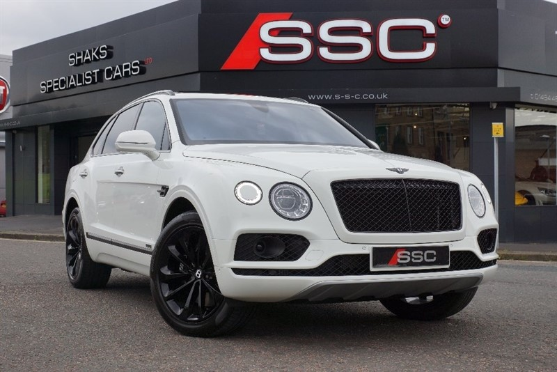 used Bentley Bentayga 4x4 5dr in huddersfield-west-yorkshire