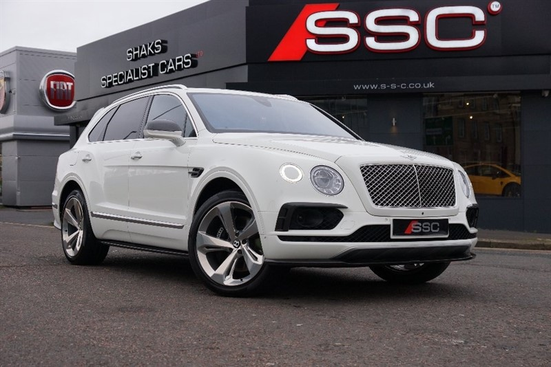 used Bentley Bentayga W12 (AWD) 5dr in yorkshire