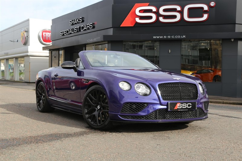 used Bentley Continental V8 GT S 2dr in huddersfield-west-yorkshire