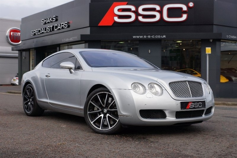used Bentley Continental GT 2dr in yorkshire