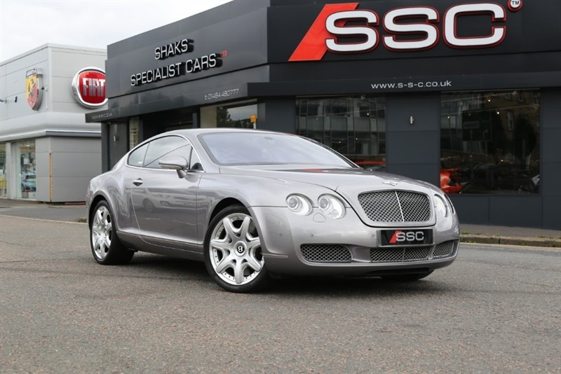 used Bentley Continental GT 2dr in huddersfield-west-yorkshire