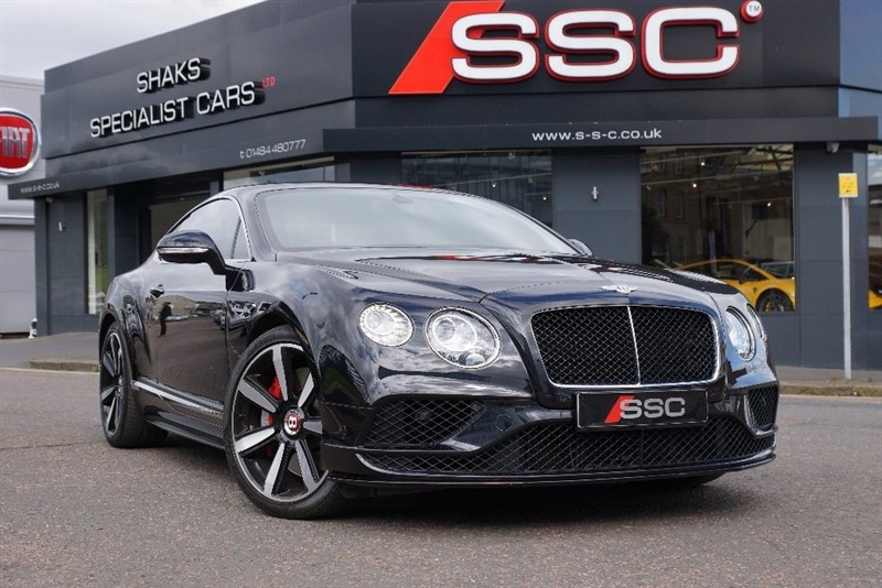 used Bentley Continental V8 GT S 2dr in yorkshire