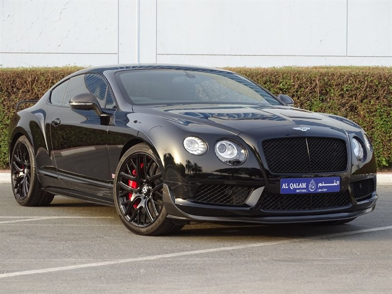 used Bentley Continental GT 3-R in huddersfield-west-yorkshire
