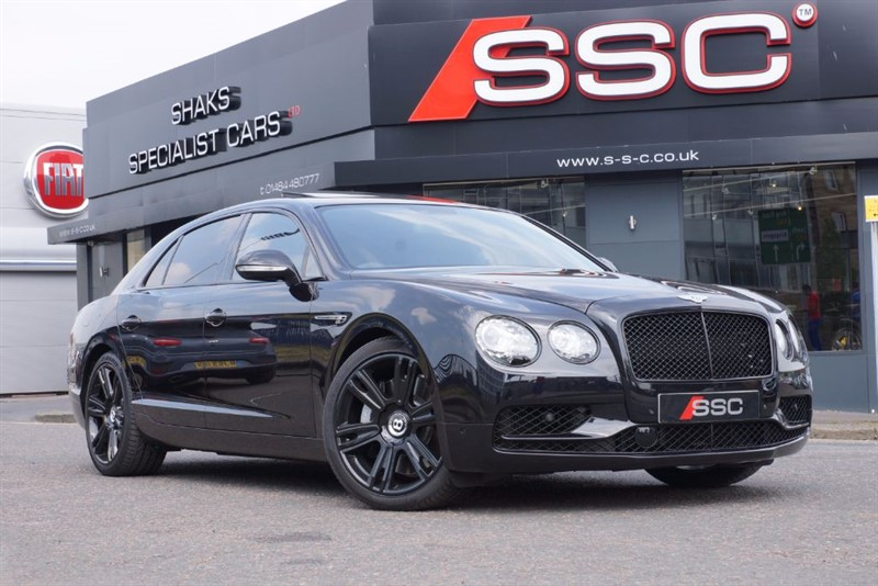 used Bentley Flying Spur W12 S in yorkshire