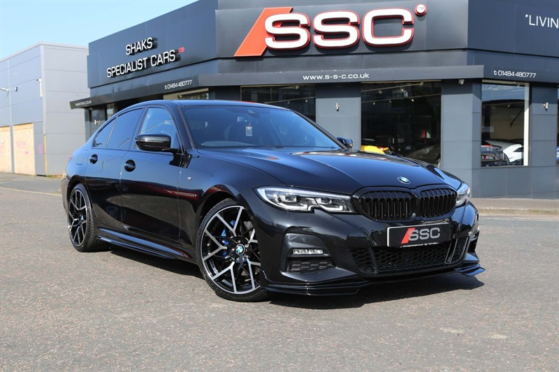 used BMW 330i M Sport Auto (s/s) in huddersfield-west-yorkshire