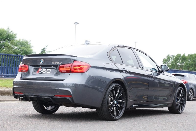 Used Grey Bmw 335d For Sale West Yorkshire