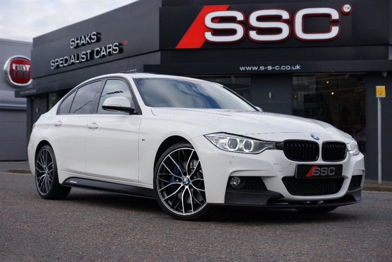 used BMW 335d 3 Series M Sport Auto xDrive 4dr (start/stop) in yorkshire