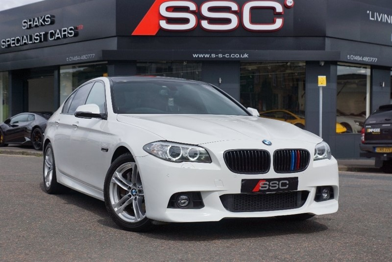 used BMW 530d 5 Series M Sport Auto 4dr in yorkshire