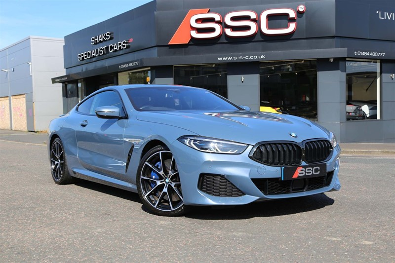 used BMW 840d Steptronic xDrive (s/s) in huddersfield-west-yorkshire