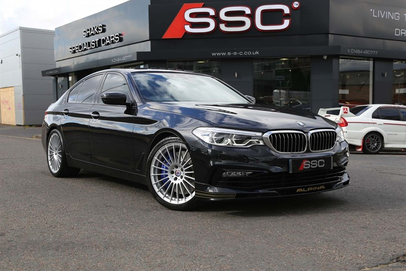 used BMW Alpina B5 in huddersfield-west-yorkshire