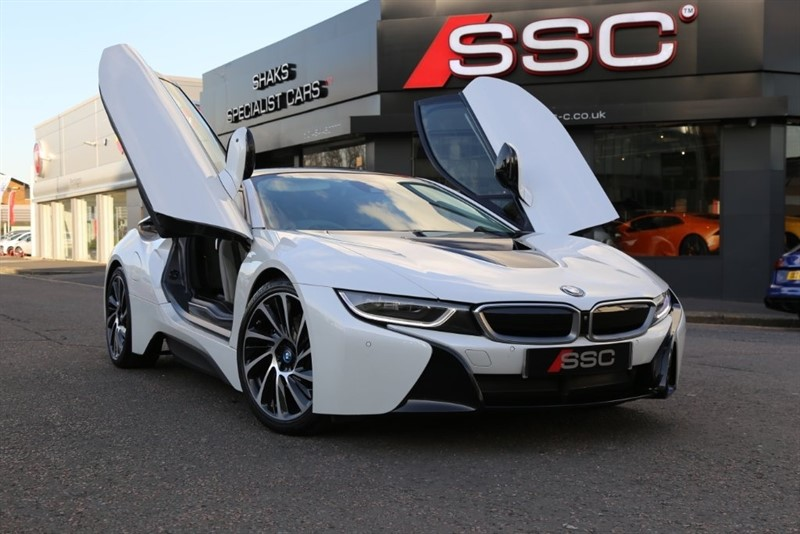 used BMW i8 4x4 (s/s) 2dr in huddersfield-west-yorkshire