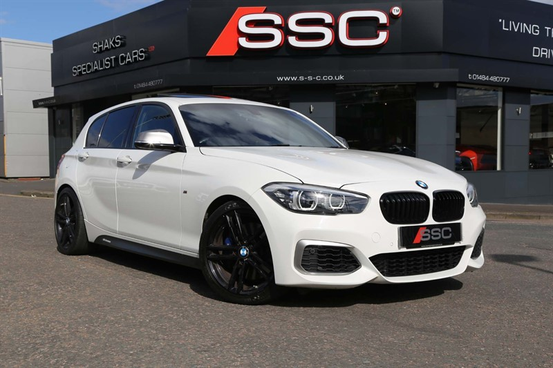 used BMW M140i Shadow Edition Sports Hatch Auto (s/s) in huddersfield-west-yorkshire