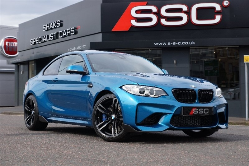 used BMW M2 Coupe DCT 2dr (start/stop) in yorkshire