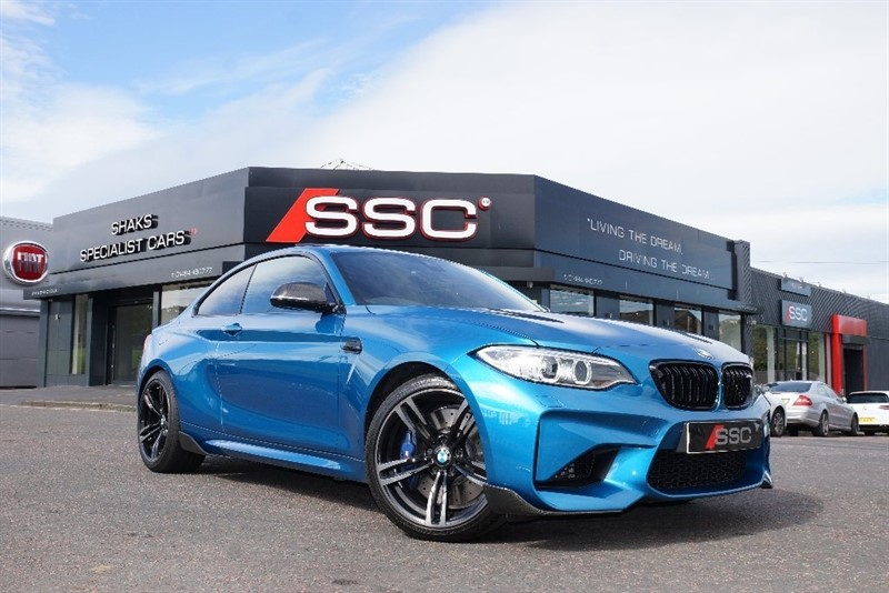 used BMW M2 3.0 DCT 2dr (start/stop) in yorkshire