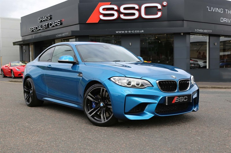 used BMW M2 DCT (s/s) in huddersfield-west-yorkshire