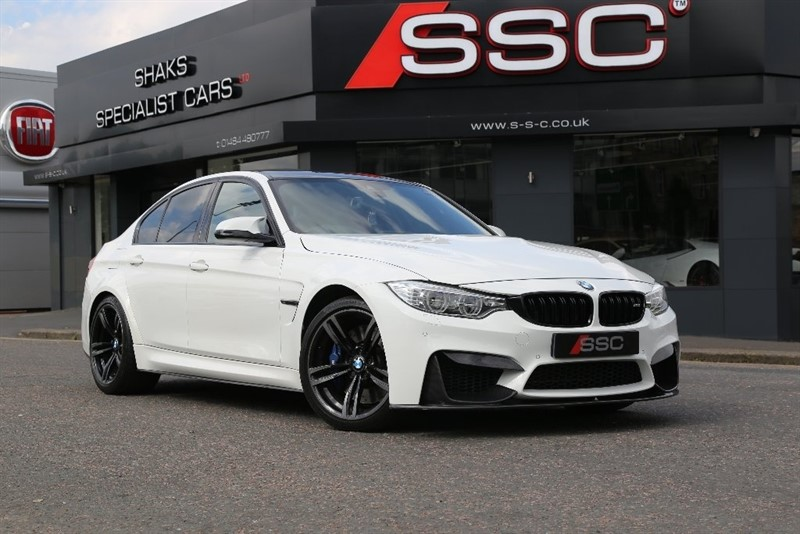 used BMW M3 M3 M DCT (s/s) 4dr in yorkshire