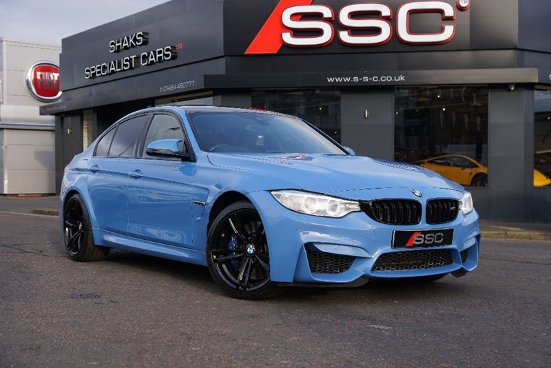 used BMW M3 M DCT (s/s) 4dr in yorkshire