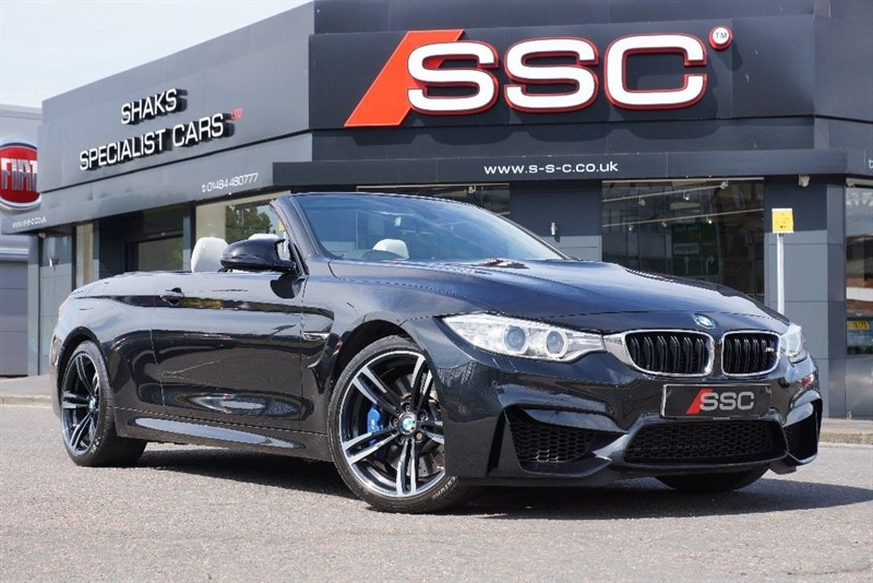 used BMW M4 DCT 2dr (start/stop) in yorkshire
