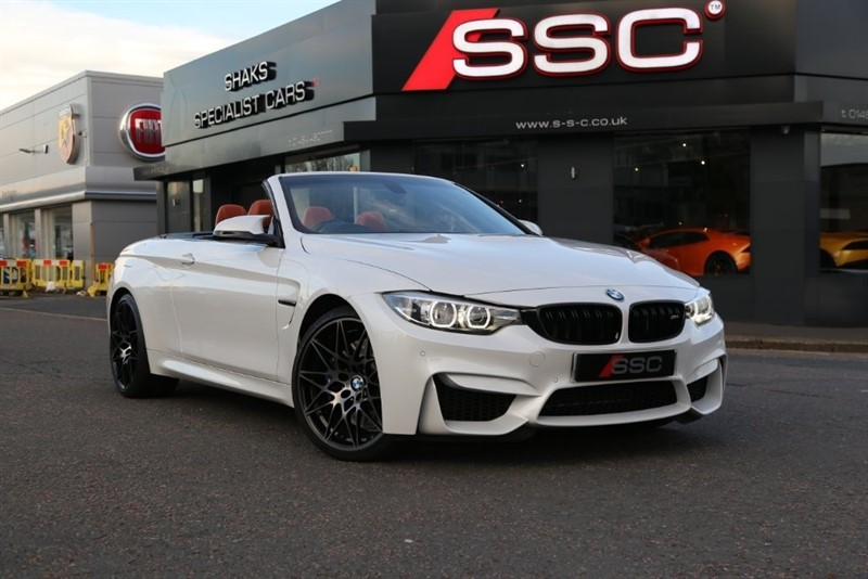 used BMW M4 (Competition Pack) M DCT 2dr in huddersfield-west-yorkshire