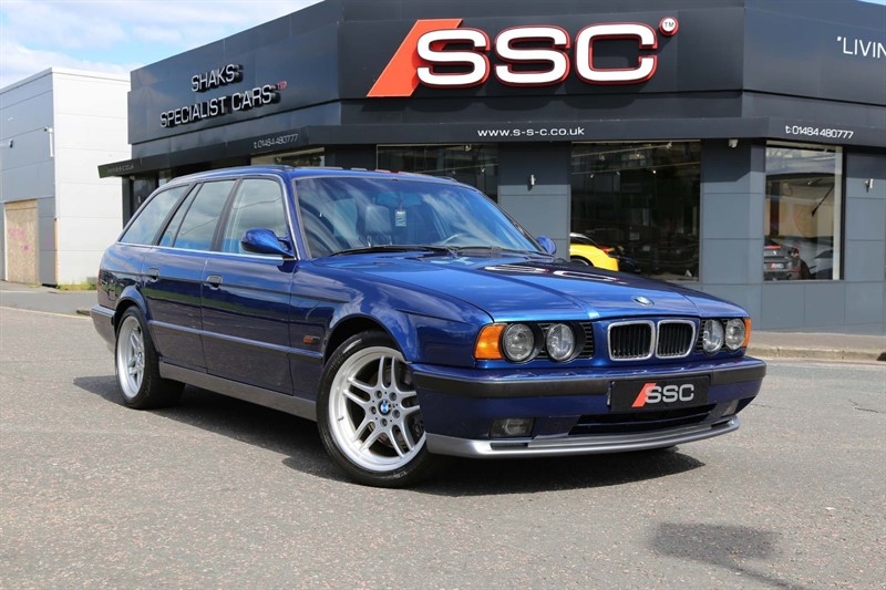 used BMW M5 4dr in huddersfield-west-yorkshire
