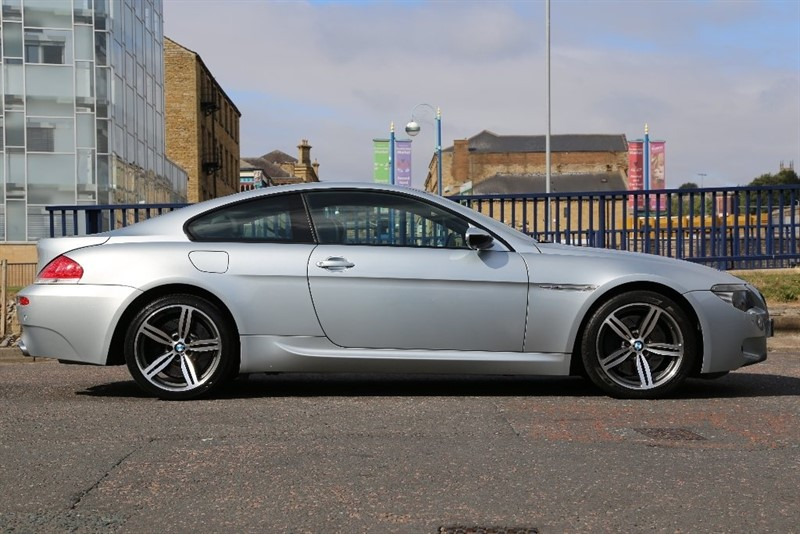 Used Blue Bmw M6 For Sale West Yorkshire