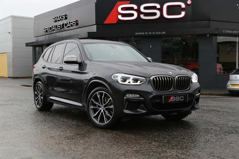 used BMW X3 M40i Auto xDrive (s/s) 5dr in huddersfield-west-yorkshire