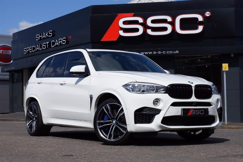 used BMW X5 M 4.4 M Steptronic xDrive 5dr in yorkshire