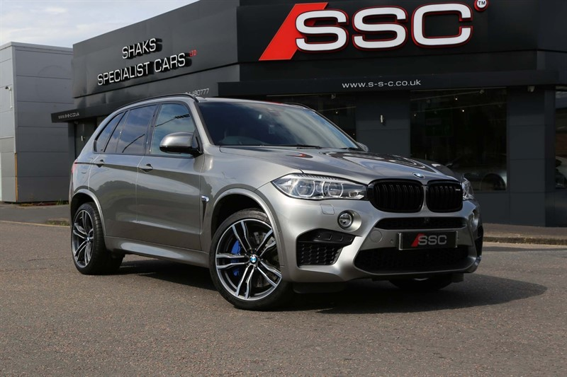 used BMW X5 M BiTurbo Auto xDrive (s/s) 5dr in huddersfield-west-yorkshire