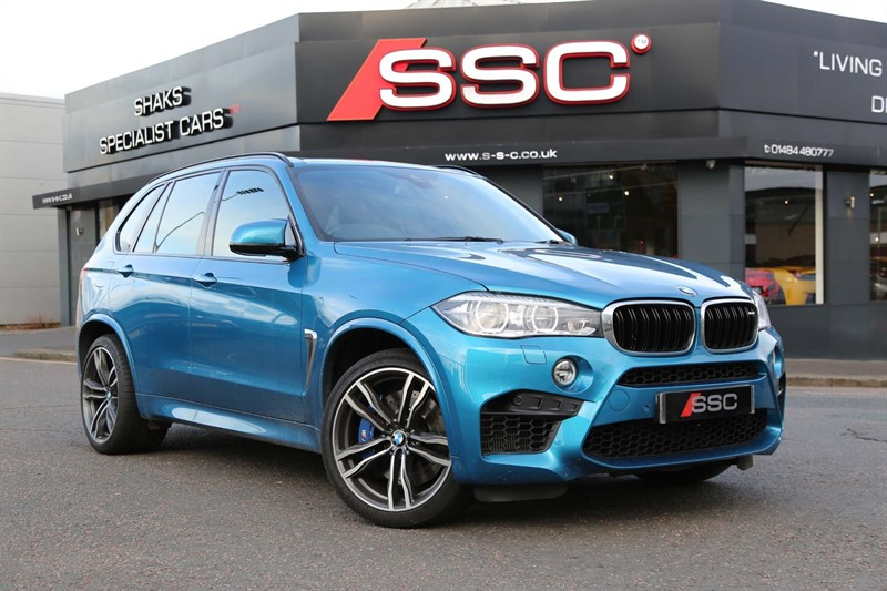 used BMW X5 M BiTurbo Auto xDrive (s/s) (5 Seat) in huddersfield-west-yorkshire