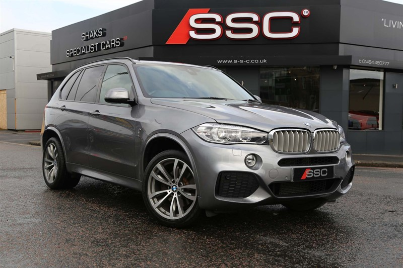 used BMW X5 40d M Sport Auto xDrive (s/s) in huddersfield-west-yorkshire