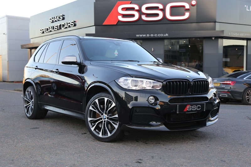 used BMW X5 M50d Auto xDrive (s/s) 5dr in huddersfield-west-yorkshire