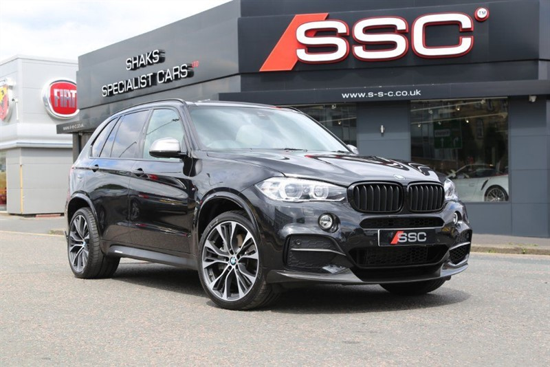 used BMW X5 M50d Steptronic (s/s) 5dr in huddersfield-west-yorkshire