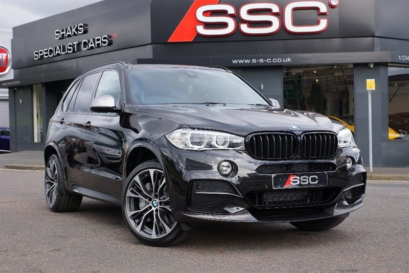 used BMW X5 M50d Auto 5dr (start/stop) in yorkshire
