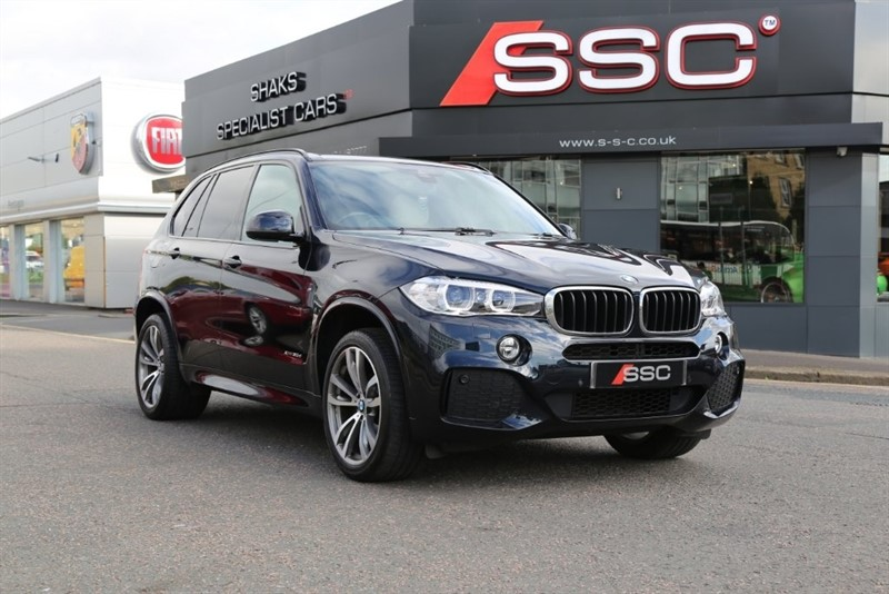 used BMW X5 30d M Sport xDrive (s/s) 5dr in huddersfield-west-yorkshire