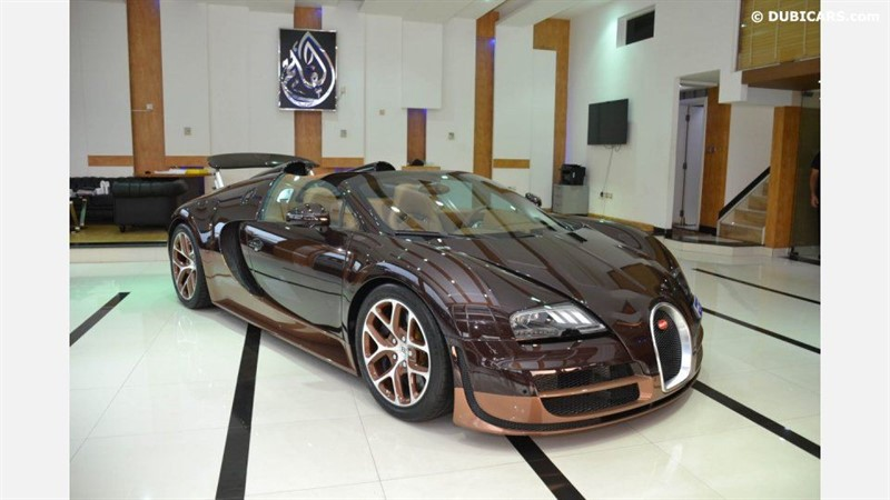 used Bugatti Veyron Grand Sport Vitesse in huddersfield-west-yorkshire