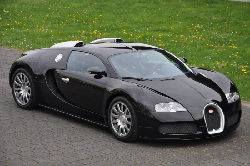 used Bugatti Veyron GRAND SPORT in yorkshire